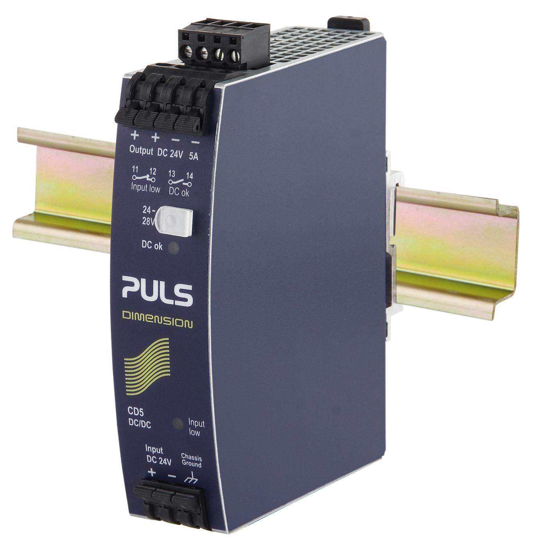 Dc Converter 12v 24v And 48v Puls Build A 10 Amp 138 Volt Power Supply Cd5241 S1