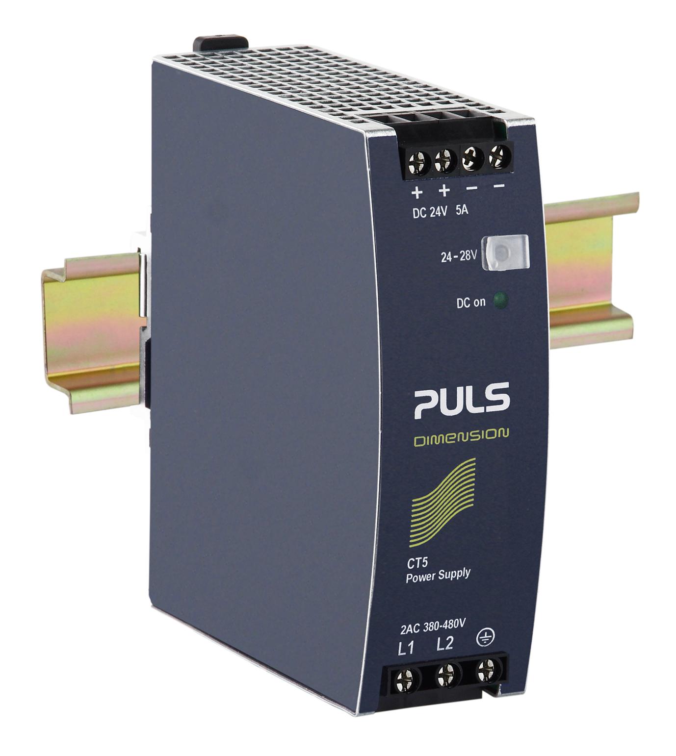 Neu /& OVP 24-28V PULS CT5.241 Netzteil 380-480V