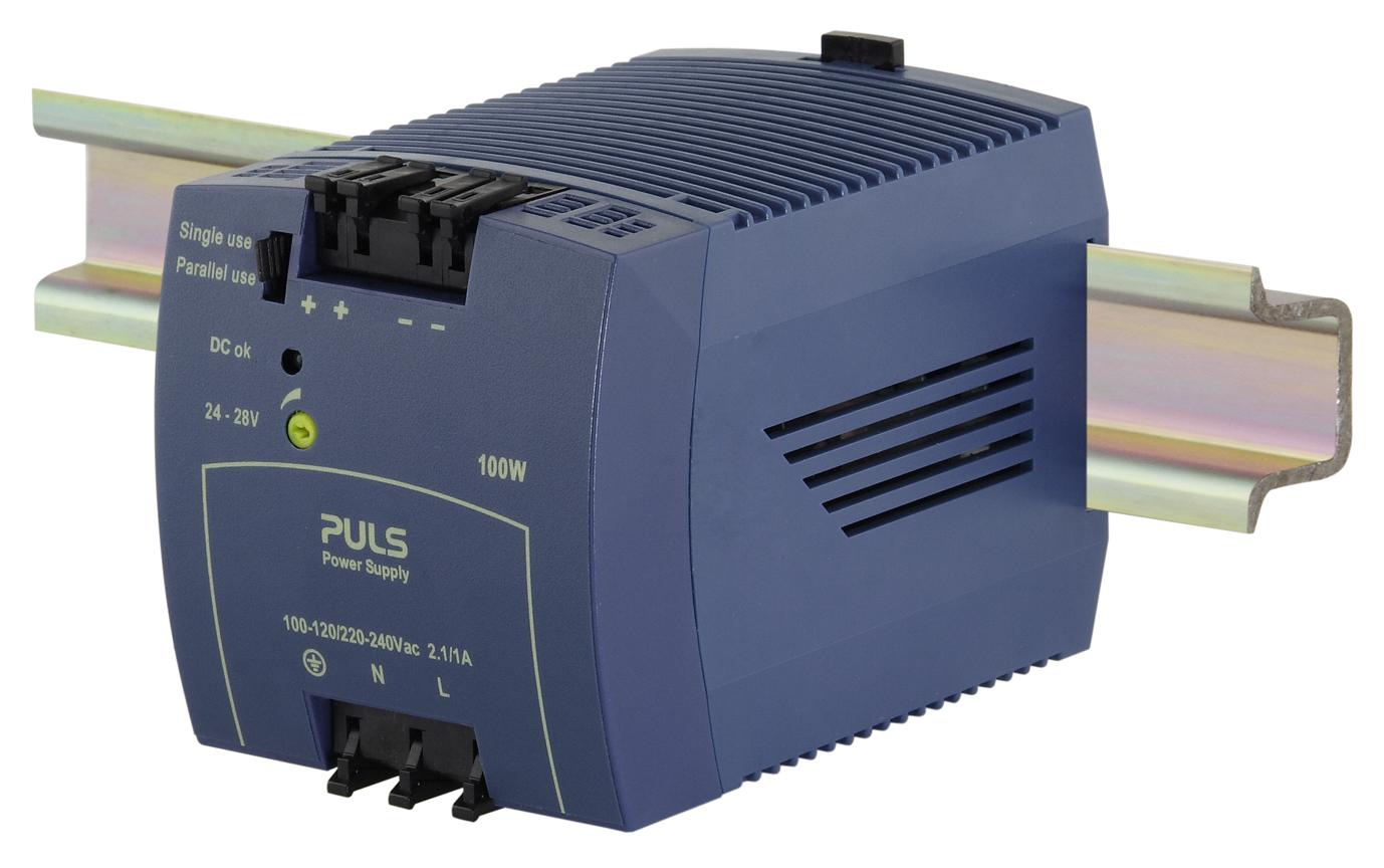 Ml100100 Din Rail Power Supplies For 1 Phase Systems 15v 28v 4a Transmitter Supply