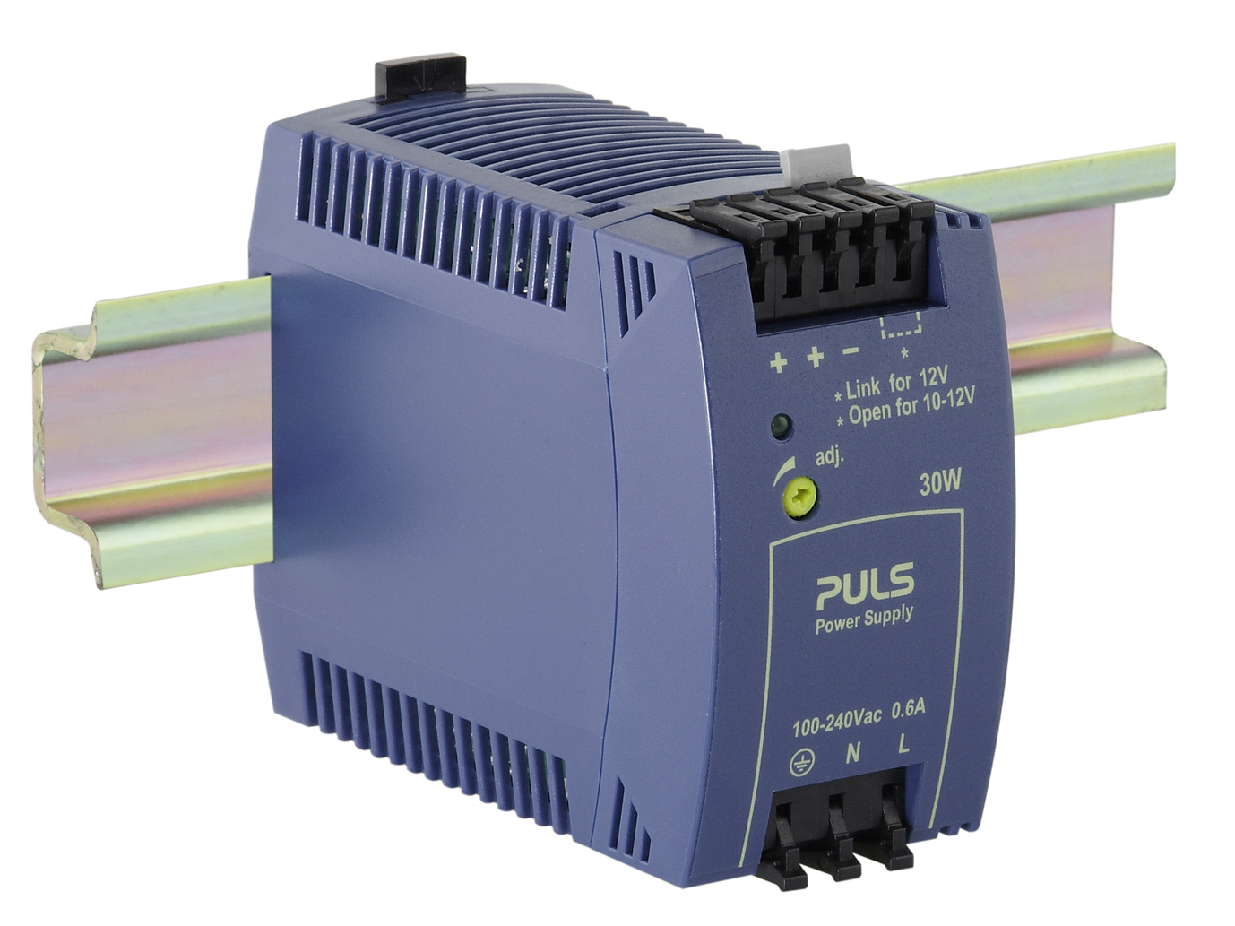 ML30 102 - DIN-rail power supplies for 1-phase systems | PULS