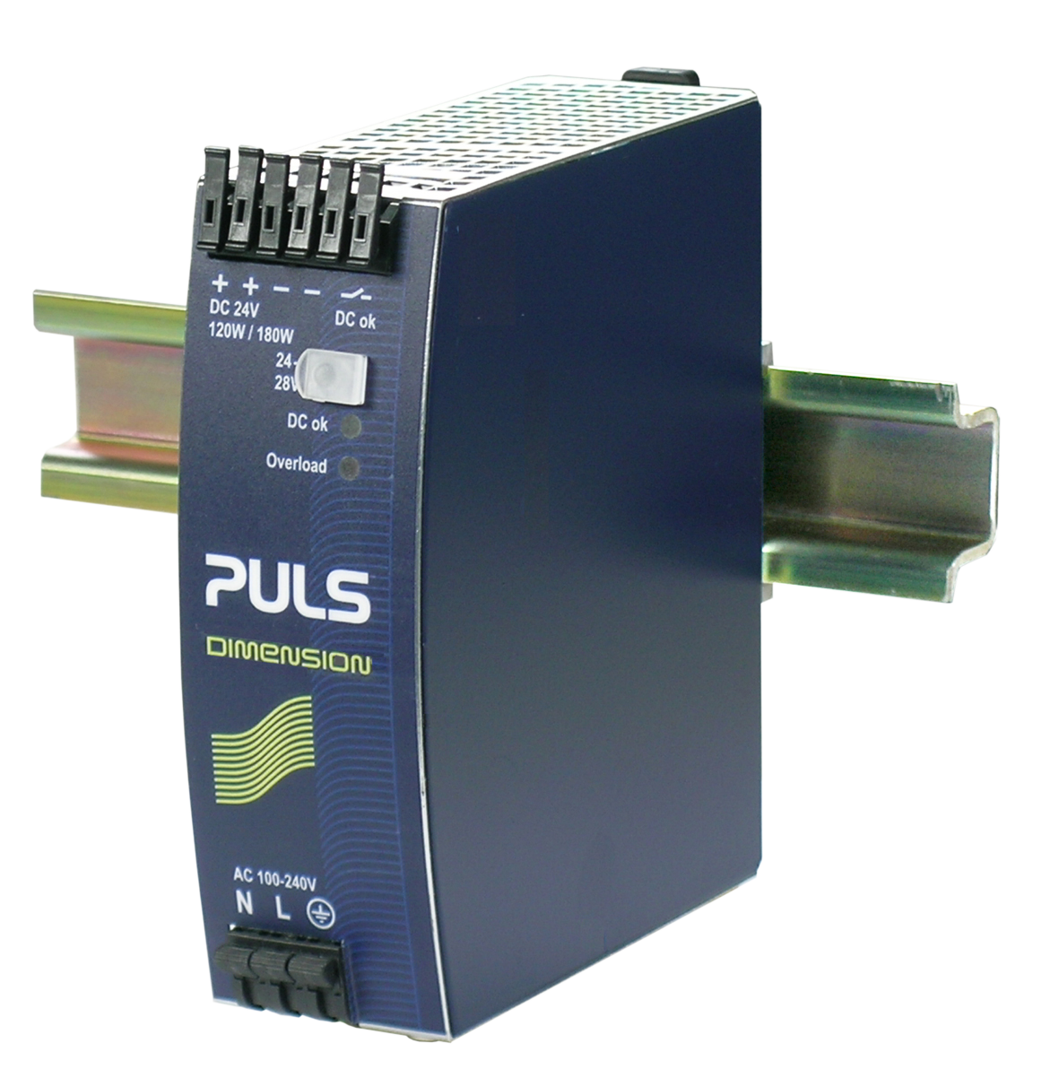 Qs5 241 Din Rail Power Supplies For 1 Phase Systems