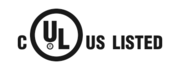 UL 508 Listed Canada