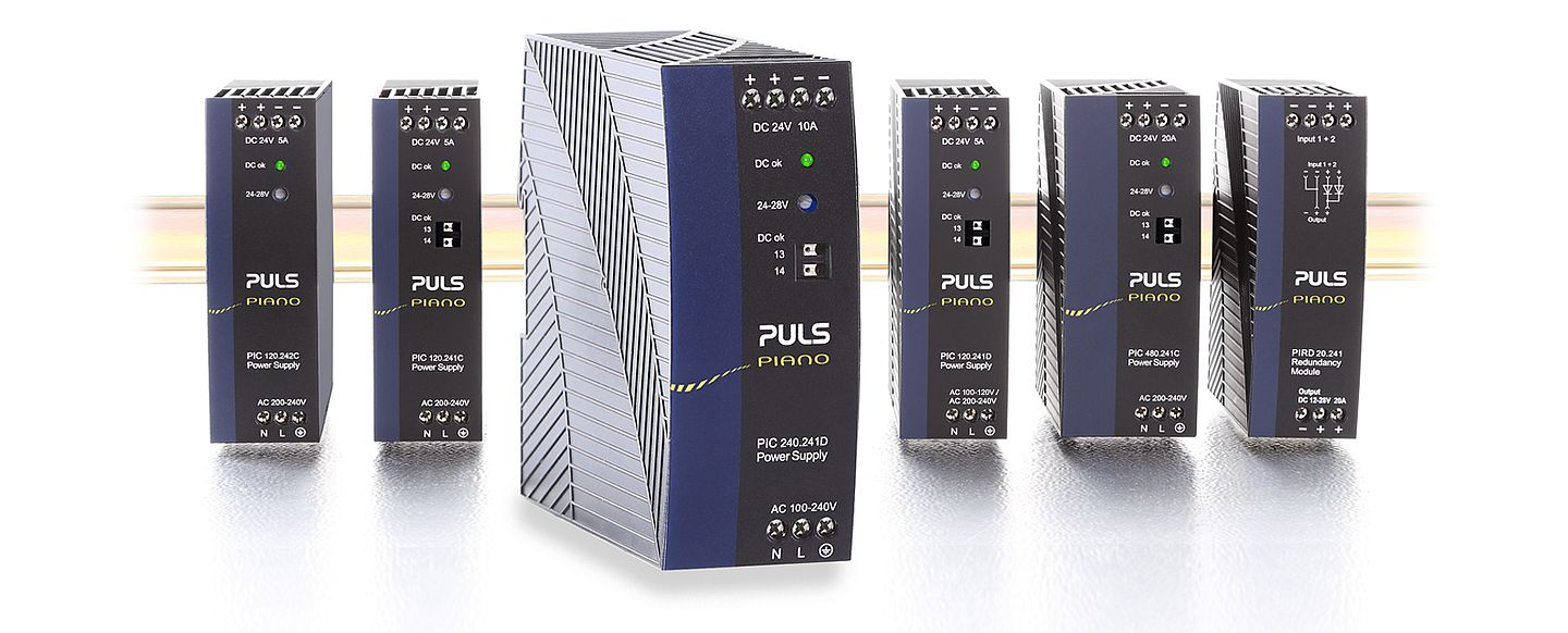 Piano Din Rail Power Supplies Supply Support Material Provides A Complete Circuit Description