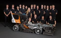 Team TUfast (Source: Formula Student / maru)