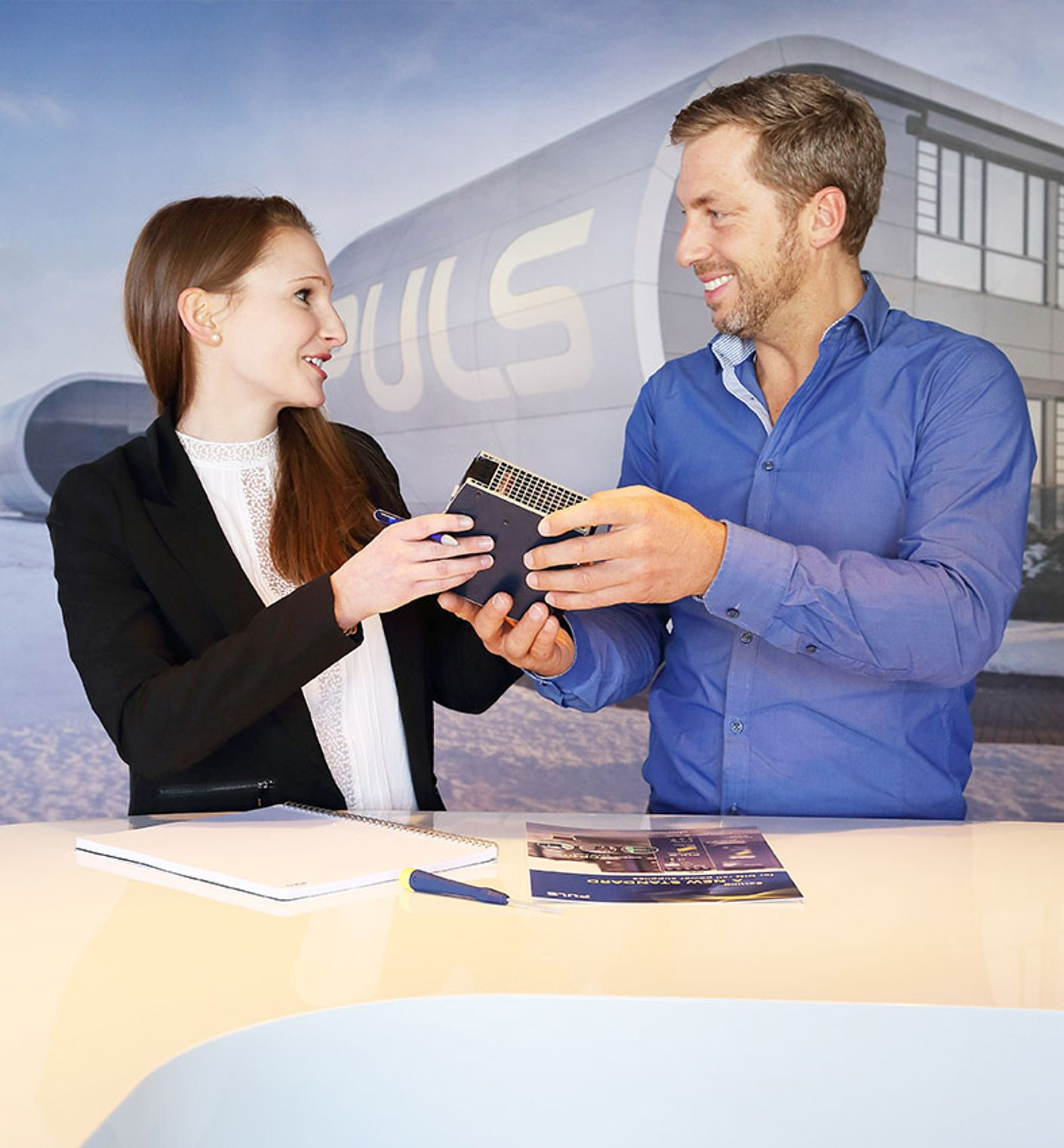 Puls No 1 Manufacturer Of Din Rail Power Supplies Mechanical Box Mod Wiring Diagram Sales Contact
