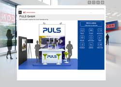 Meet the PULS team at our virtual NEXCON booth.