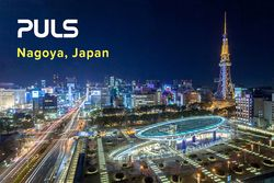 PULS opens sales office in Nagoya, Japan.