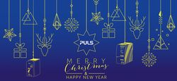 PULS wishes Merry Christmas and a Happy New Year