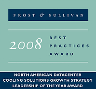Frost & Sullivan Green Excellence Award 2008
