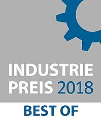 Industry Prize 2018 for DIMENSION CP series