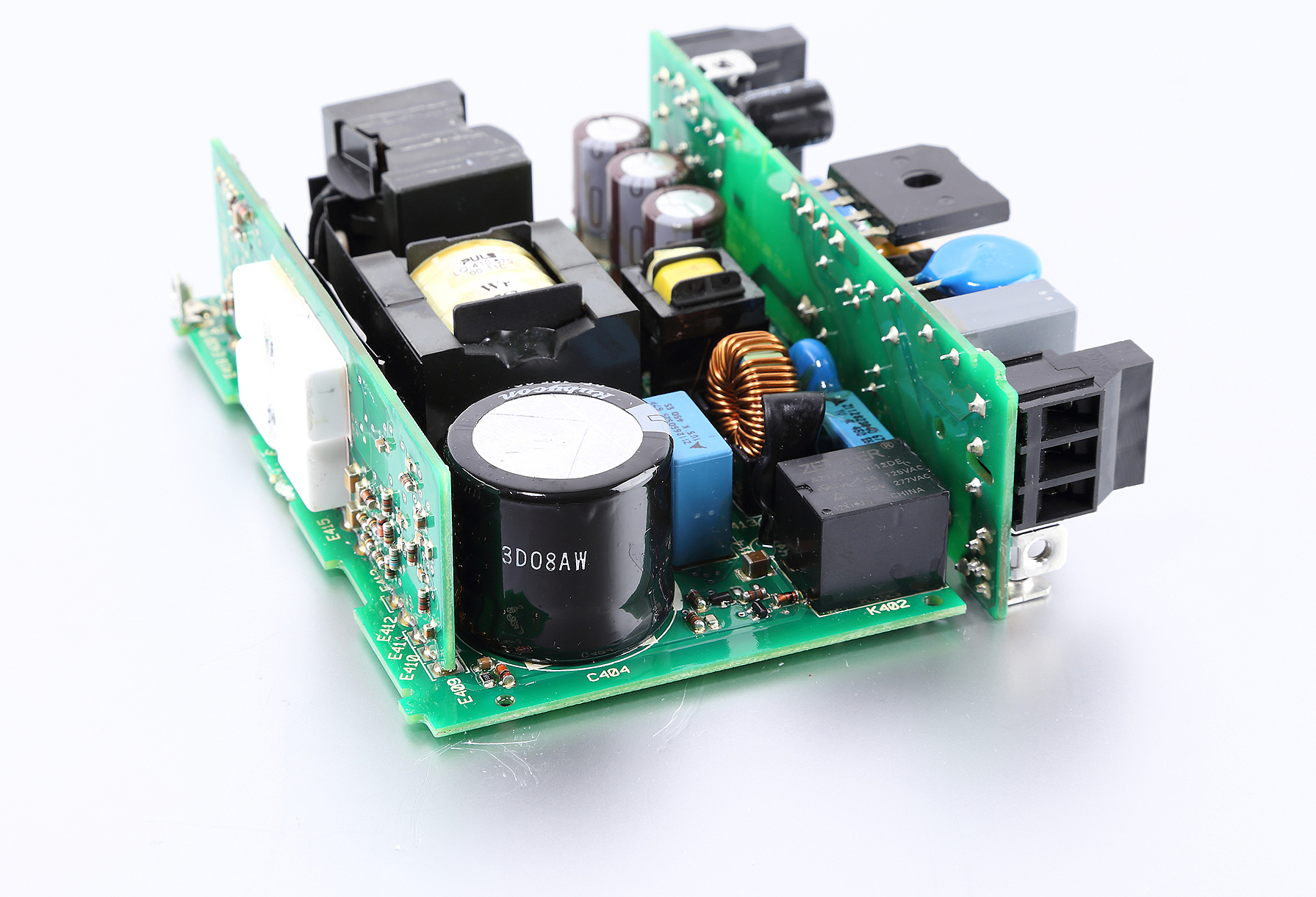 Cool Design of the power supply CP10