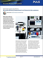 White Paper Accurate efficiency measurement (579KB)