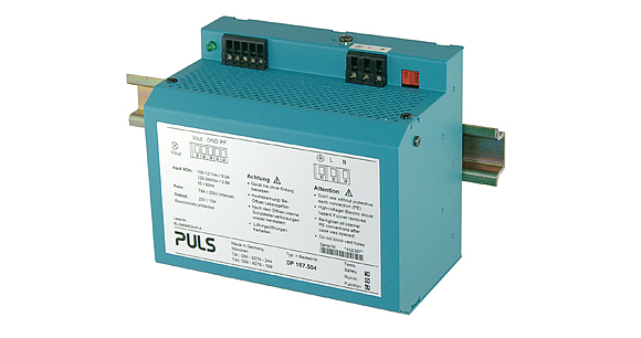 1st Generation DIN rail