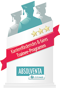 ABSOLVENTA trainee award 2016