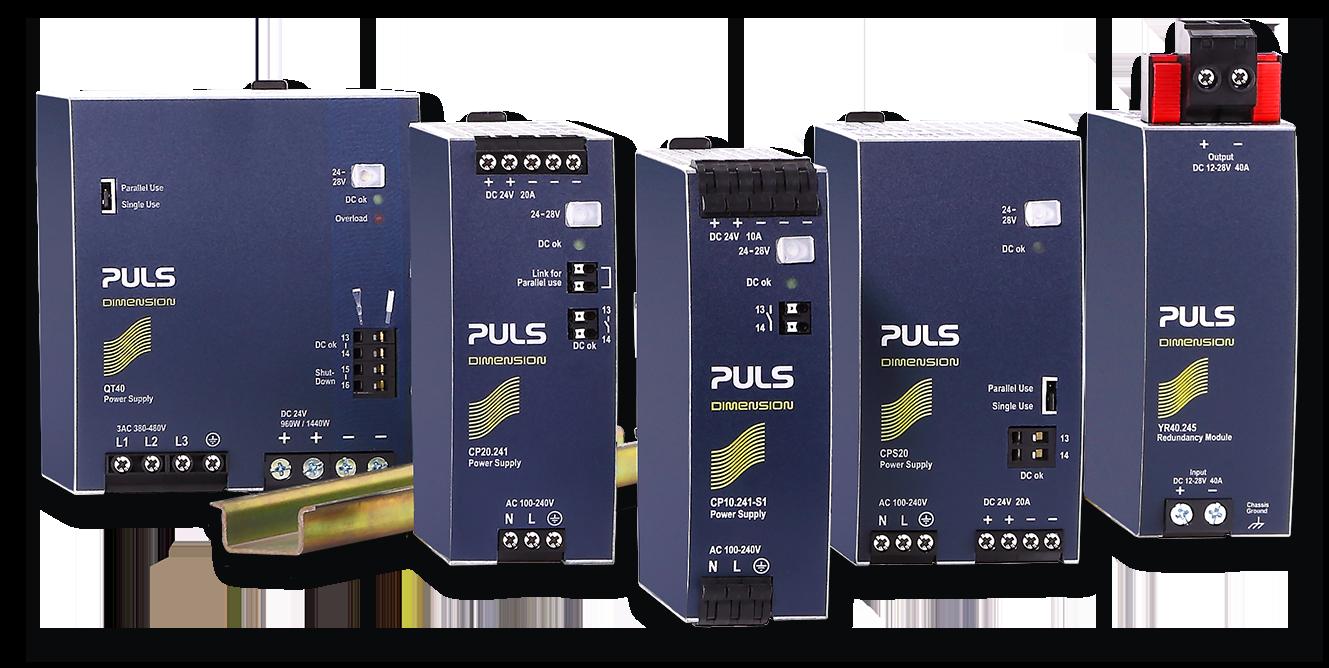 DIMENSION DIN rail power supplies | PULS